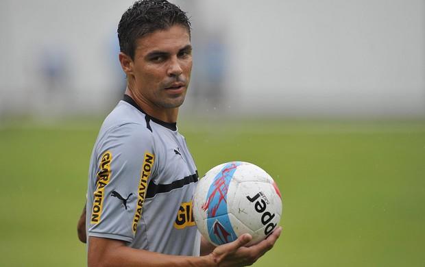 bolivar botafogo treino (Foto: Fernando Soutello / AGIF)