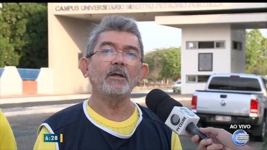 Servidores técnicos da UFPI entram em greve em protesto contra PEC 241
