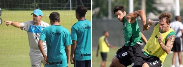 Globo Esporte Paraná (Foto: Pedro A. Rampazzo/Site oficial do Londrina / Divulgação / Site oficial do Coritiba)