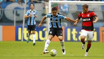 Confira os melhores momentos  de Grêmio 1x0 Flamengo (Lucas Uebel/Divulgação Grêmio)