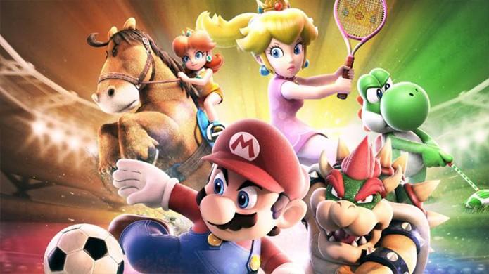 Mario Sports Superstars trará 5 esportes completos para o Nintendo 3DS (Foto: Reprodução/Nintendo Wire)