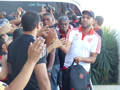 Flamengo Salgueiro (Foto: Cahê Mota / GloboEsporte.com)