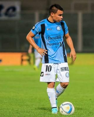 Lucas Zelarayán Belgrano (Foto: Divulgação/Belgrano)