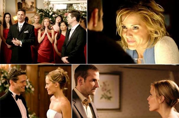 Ryan descobre que Todd (Bradley Cooper) está apaixonado por sua pretendente (Foto: Divulgação/Reprodução)