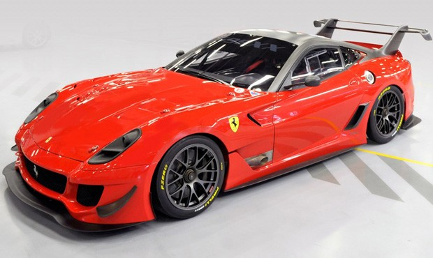 ferrari 599XX (Foto: Divulga&#231;&#227;o)