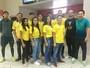 Com Venilton, equipe do AP disputará Grand Slam de Taekwondo no Rio