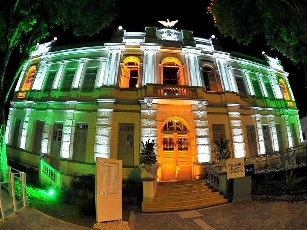 Museu da Gente Sergipana é eleito o melhor da Arquitetura 2012 (Foto: Setur / Divulgação)