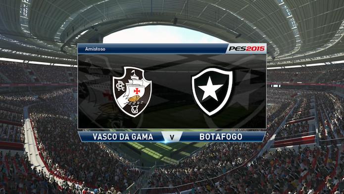 5a430adff9 PES 2015  veja a simulação das finais do Campeonato Carioca (Foto   Reprodução