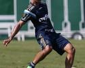 Com Leandro Almeida barrado, zaga do Palmeiras tem duas opções; veja