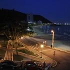 Estacionamento noturno é proibido na orla (PMI/Divulgação)