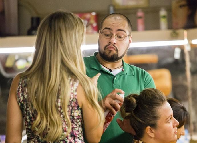 'Me parte um abacate'! Confira alguns bordões de Fran! (Foto: Globo/Tata Barreto)