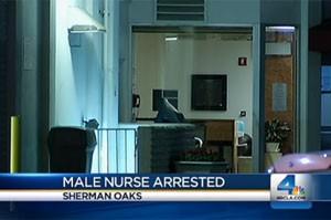 Caso ocorreu em hospital de Sherman Oaks, na região de Los Angeles  (Foto: Reprodução)