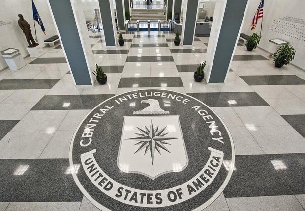 Quartel-general da Agência Central de Inteligência dos Estados Unidos, a CIA, na Virginia  (Foto: Getty Images/Arquivo)
