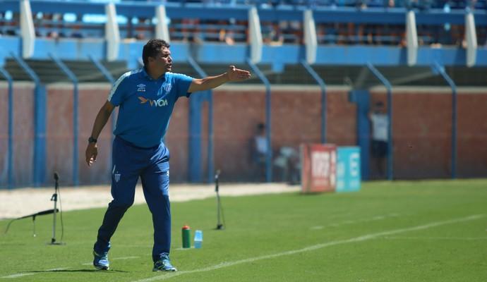 Claudinei Oliveira Avaí (Foto: Jamira Furlani/Avaí F.C.)