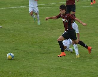Atlético-PR x Palmeira-RN Copa São Paulo de Futebol Júnior 2015 (Foto: Thayana Alvarenga)