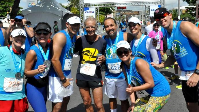 Meia Maratona da República AL (Foto: Fabrício Melo/TV Gazeta)