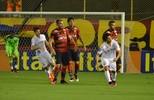 Santos  bate o Vitória fora  de casa e embola disputa  pela liderança: 3 a 1 (Francisco Galvão/EC Vitória)