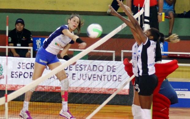 Vôlei São José sub21 campeão Abertos  (Foto: Antônio Basílio/PMSJC)