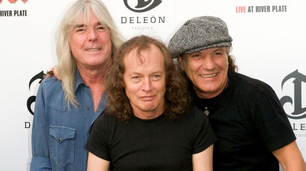 AC/DC (Foto: Multishow)