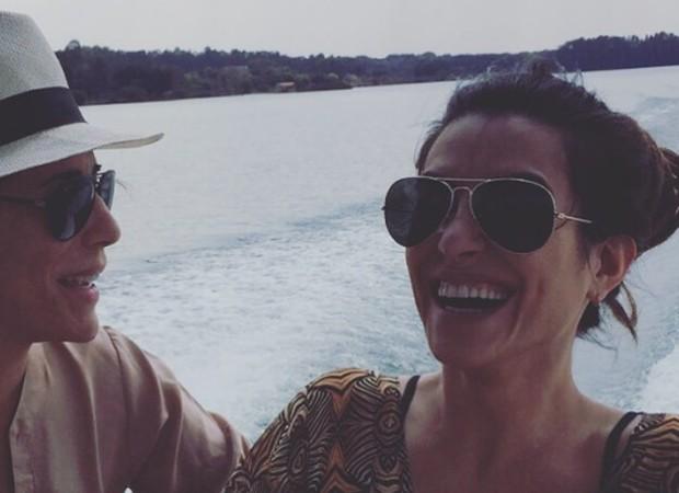 Gloria Pires e Cleo Pires (Foto: Reprodução/Instagram)