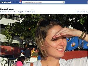 Briggida Lourenço era professora de Arquivologia da UEPB (Foto: Reprodução/Facebook)
