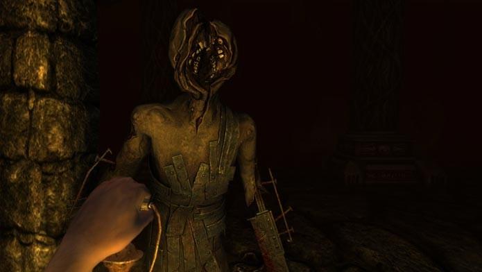Amnesia: The Dark Decent trouxe uma nova perspectiva para os jogos de terror no PC (Foto: Divulgação)