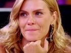Carolina Dieckmann chora ao ouvir história de superação no Esquenta!