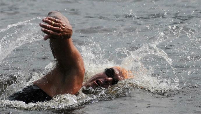 maratona aquática amazonas almirante tamandaré (Foto: Antônio Lima/Semjel)