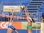 Torcida aprova 11 dias de vôlei de praia; atletas ressaltam insegurança