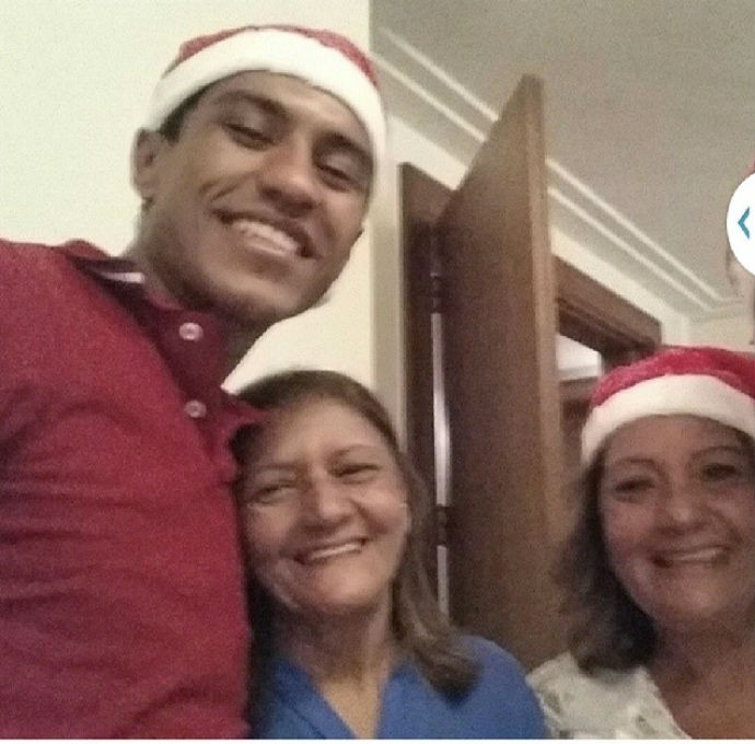 Paulinho também homenageia sua mãe (Foto: Reprodução/Instagram)