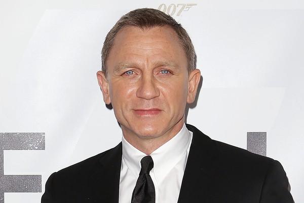 Hoje ele é James Bond, mas antes de se tornar famoso, Daniel Craig dormiu em um banco de uma praça por um tempo (Foto: Getty Images)