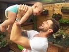 Ex-BBB Jonas descobre ter filho de seis meses com modelo mineira