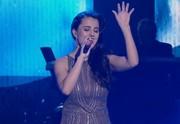 Allice Tirolla The Voice Brasil (Foto: Reprodução/ Globo)
