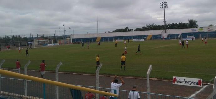 Osvaldo Cruz, estreia do Paulista Sub-15 e Sub-17 (Foto: Paulo Tomasete / Cedida)