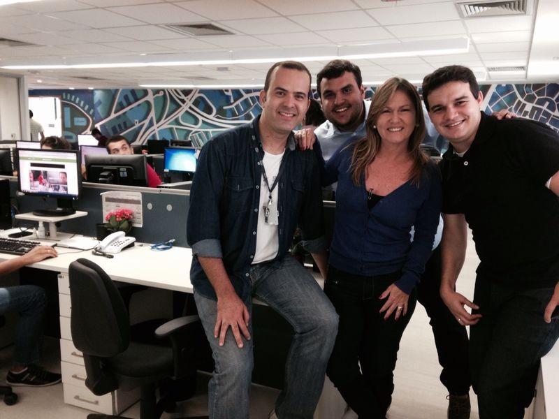 Novo jornalismo (Foto: Divulgação)