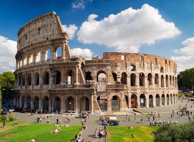 coliseu-roma-italia (Foto: ThinkStock)