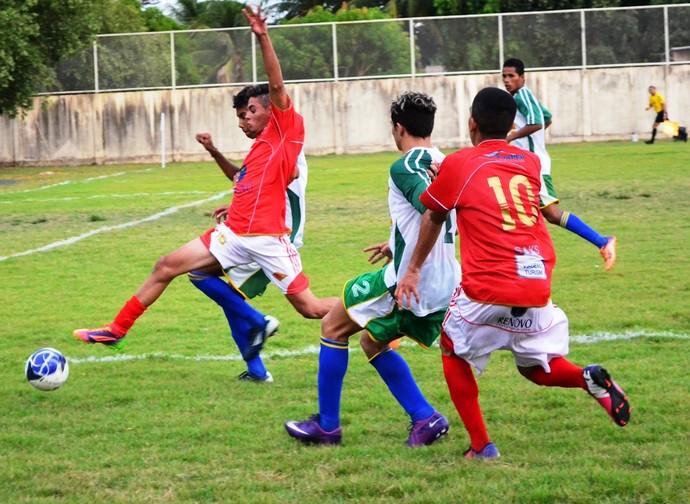 Roraimense Sub-20 (Foto: Tércio Neto)