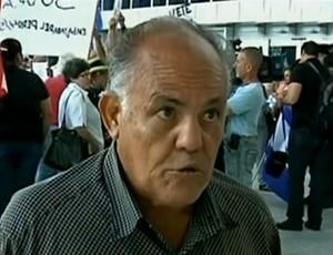 Cubano Raymundo Couret (Foto: Reprodução SporTV)