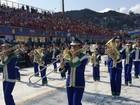 Milhares participam de desfiles cívicos de 7 de setembro em SC
