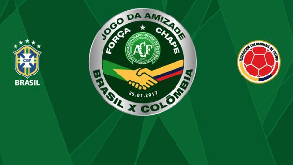Jogo da Amizade será hoje (24) no Estádio Engenhão, no Rio de Janeiro (Foto: Reprodução/ Internet)