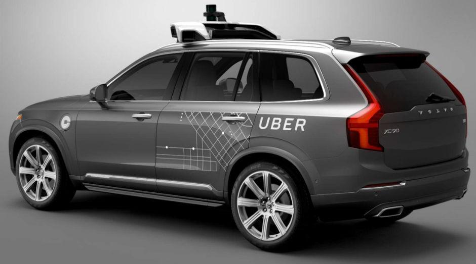 Uber sem motorista: testes começam neste mês (Foto: Uber)