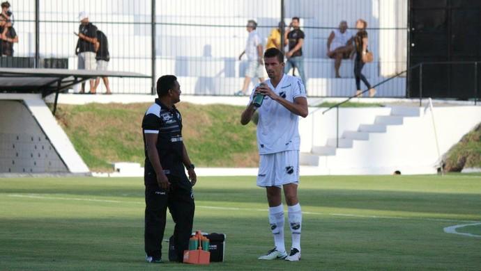 ABC - Cleiton Potiguar, zagueiro (Foto: Andrei Torres/ABC FC/Divulgação)