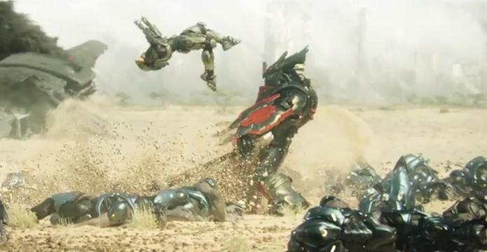 Halo: The Master Chief Collection ganhou um empolgante trailer de lançamento (Foto: Reprodução/YouTube)