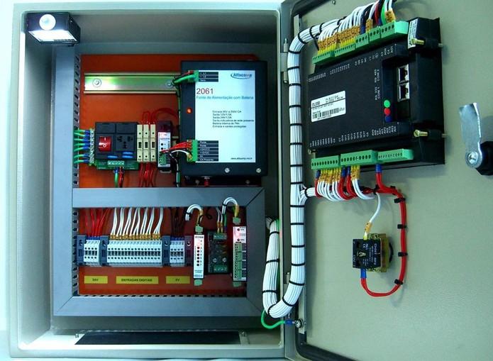 Um tipo de sensor de telemetria  (Foto: Reprodução/alphacompbrasil)