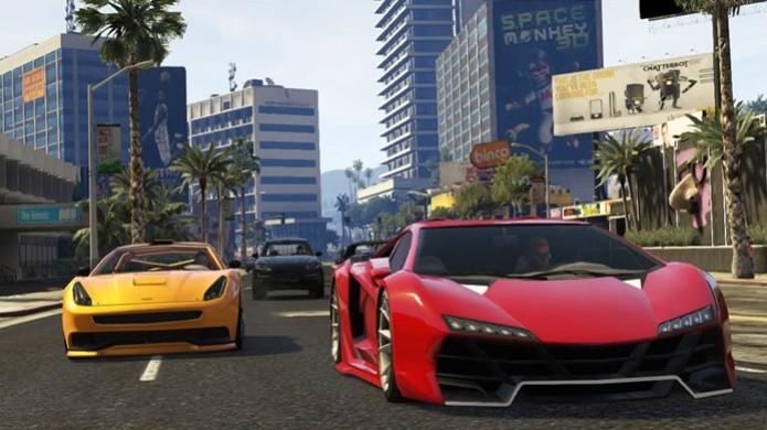 Prepare-se para novos carros e novos tipos de corrida em GTA Online (Foto: Divulgação) (Foto: Prepare-se para novos carros e novos tipos de corrida em GTA Online (Foto: Divulgação))