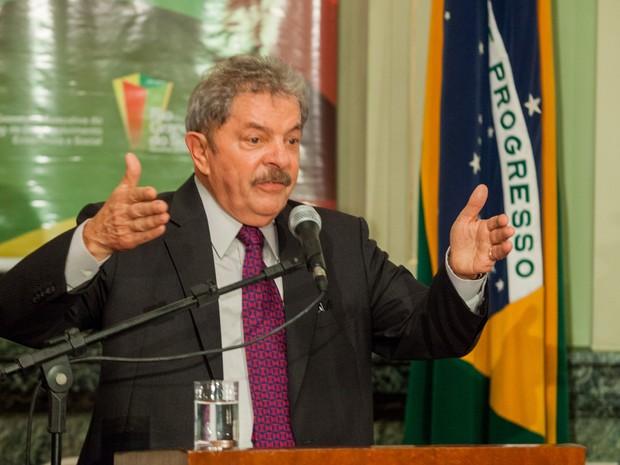 Lula discurso Conselhão governo do RS Porto Alegre (Foto: Claudio Fachel/Palácio Piratini)