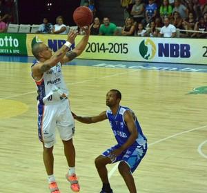 Bauru Basquete x Rio Claro, Alex, NBB 7 (Foto: Henrique Costa / Bauru Basket)