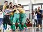Equipe gaúcha é campeão brasileira de futebol para cegos pela 1ª vez