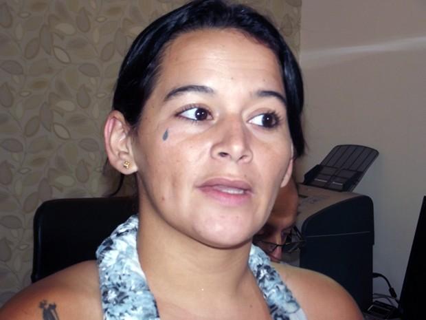 Maria Eduarda Santos Gomes, 22 anos (Foto: Fred Carvalho/G1)