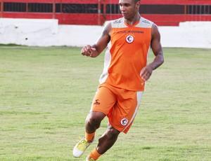 Selmir, atacante do Campinense (Foto: Magnus Menezes / Jornal da Paraíba)
